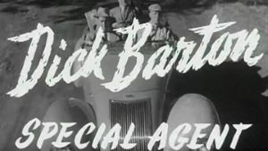Dick Barton at Bay